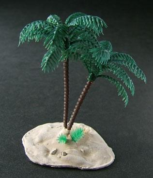 LLOYDIAN MODELLING TIPS: making scenery - trees