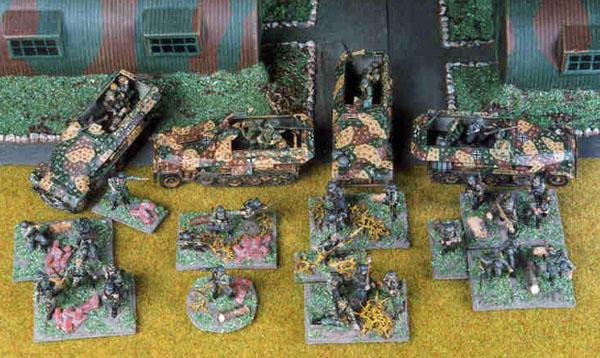 LLOYDIAN WARGAMING: Orders Of Battle